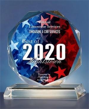 Palatial Limousine Services Award